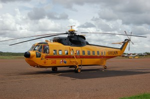 Helicopter Flight - Halls Creek Airport - Aerodrome Management Services Australia